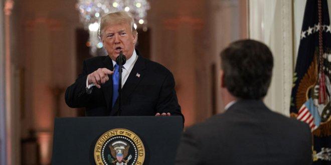 O gazeteci Beyaz Saray'a girebilecek