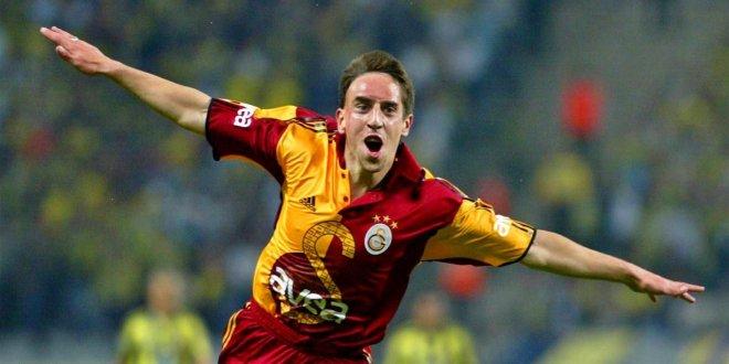 Galatasaray'a Ribery'den güzel haber!