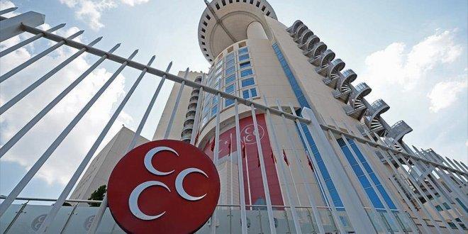 MHP 9 belediye başkan adayını daha açıkladı