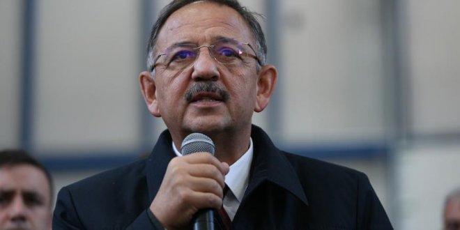 """AKP'li Özhaseki: """"Binlerce ton kirli kağıt ithal ediyoruz"""""""