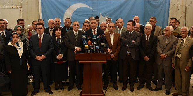 Irak Türkmen Cephesi'nden yeni hükümet açıklaması