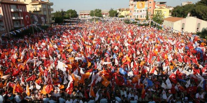 AKP'den adaylık açıklaması