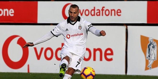 Beşiktaş, hazırlık maçında kazandı