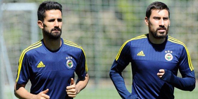 Şener Özbayraklı ve Alper Potuk, Trabzonspor maçında yok!