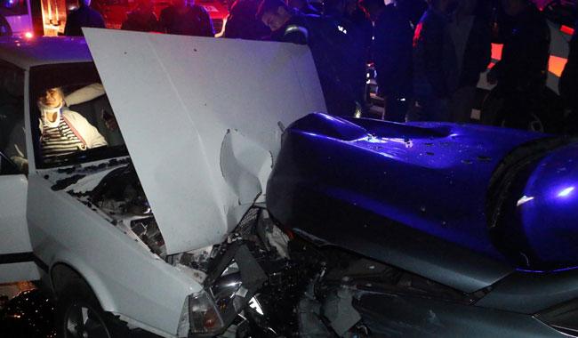Alkollü Polonyalı sürücü dehşet saçtı: 2 yaralı