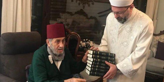 Atatürk düşmanı Mısıroğlu'nu ziyaret eden Erbaş hakkında suç duyurusu