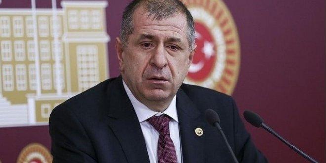 İYİ Partili Özdağ: Saray'ın Suriye politikası PKK'ya yardım ediyor