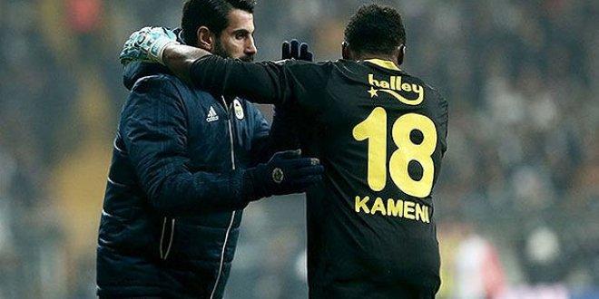 Fenerbahçe'de Kameni gelişmesi!