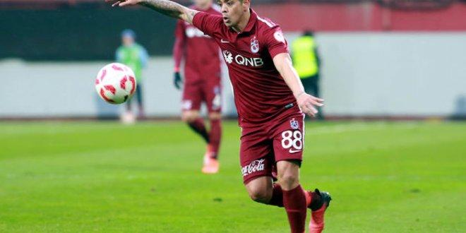 Trabzonspor'da iki isimle yollar ayrılıyor