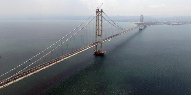 Osman Gazi Köprüsü'nde milyonluk vurgun!