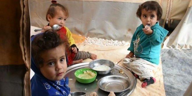 Humuslu Türkmenlerden Türkiye'ye yardım çağrısı