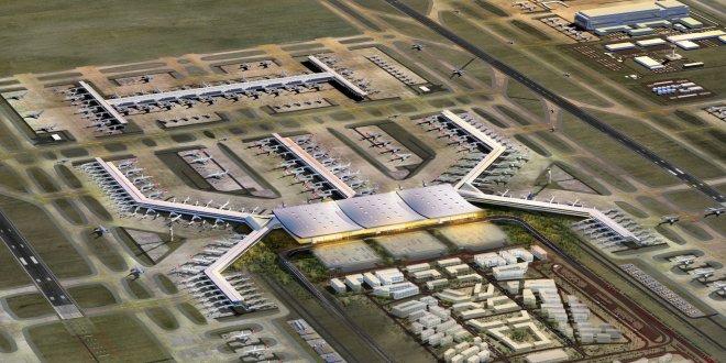 Yeni havalimanı dizi ve film seti de olacak!