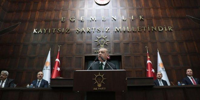 Erdoğan'dan teşkilata ve adaylara uyarı!
