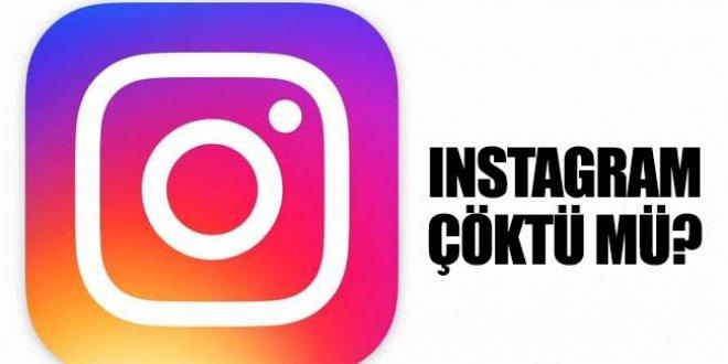 Instagram çöktü mü? Instagram'a ne oldu?