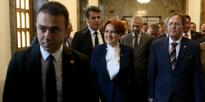 Akşener, Bahçeli-Erdoğan görüşmesini değerlendirdi