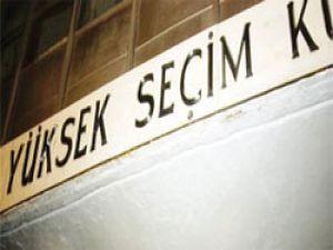 YSK,Cumhurbaşkanlığı referandum takvimini açıkladı