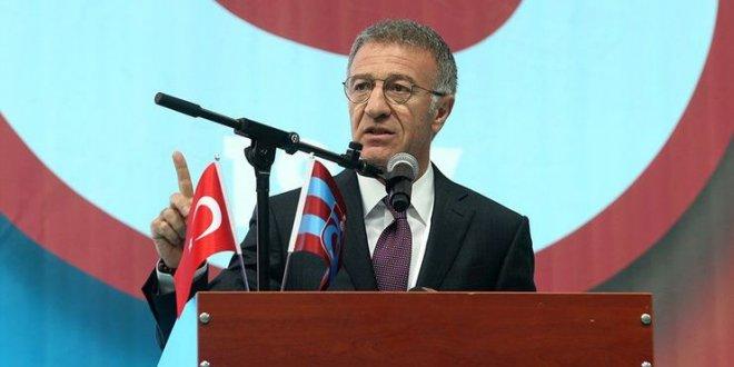 Ahmet Ağaoğlu başkanlığa adaylığını açıkladı