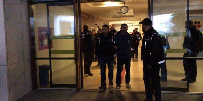 Hamzabeyli Sınır Kapısı'nda 400 bin uyuşturucu hap ele geçirildi