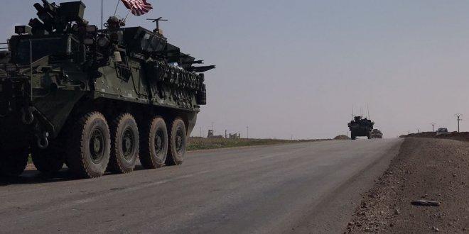 """""""ABD, DSG'ye 300 TIR, silah ve zırhlı araç gönderdi"""""""