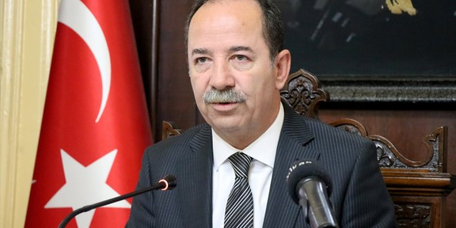 Recep Gürkan'dan Belediye görevlisine sert tepki