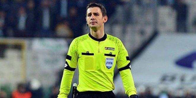 Trabzonspor-Fenerbahçe maçının hakemi belli oldu.