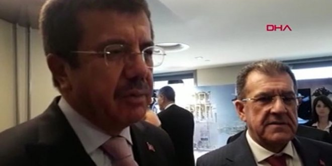 """Zeybekci: """"İzmir mahallenin en güzel kızı"""""""