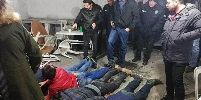 Ankara'da kumar operasyonu