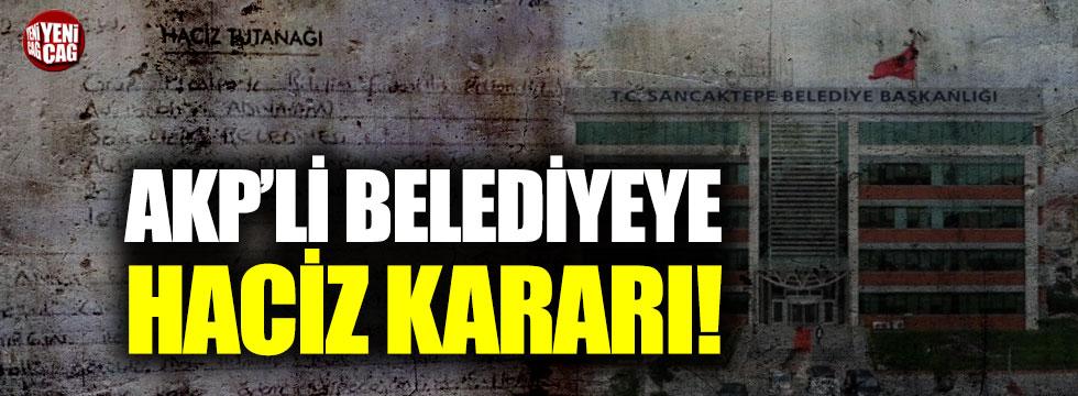 AKP'li belediye hazcizlik oldu