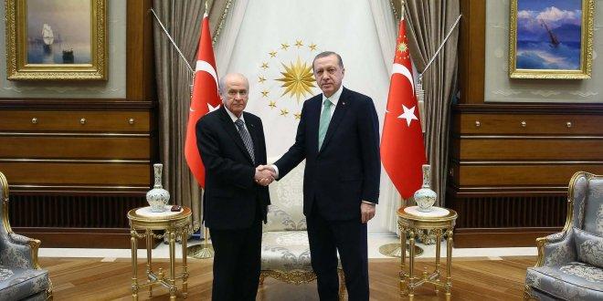 Erdoğan-Bahçeli görüşmesi ne zaman?