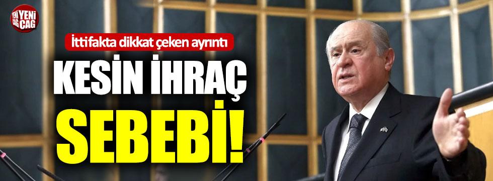 MHP'nin AKP ile ittifakı, parti tüzüğüne aykırı