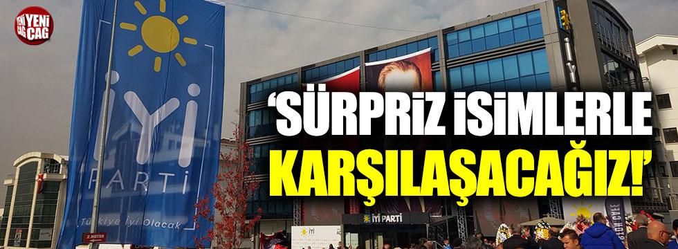 """İYİ Partili Hasan Seymen: """"Sürpriz isimlerle karşılaşacağız"""""""