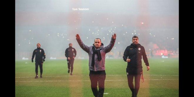 Galatasaray'da tek hedef galibiyet