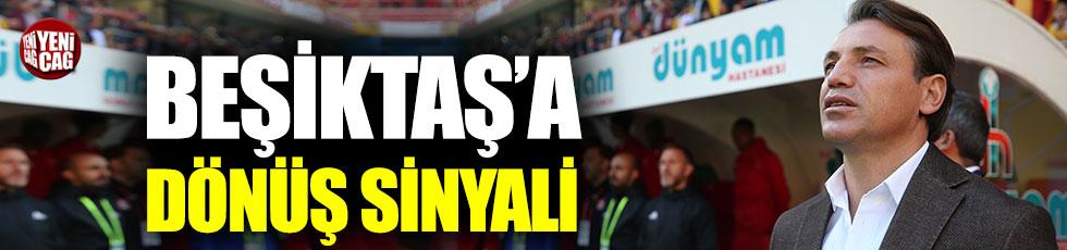 Tamer Tuna'dan Beşiktaş'a dönüş sinyali