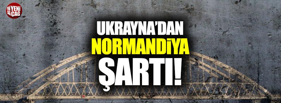 Poroşenko: Kerç Boğazı çıkışı