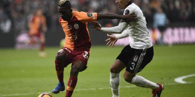 Beşiktaş-Galatasaray 1-0 (Maç özeti)