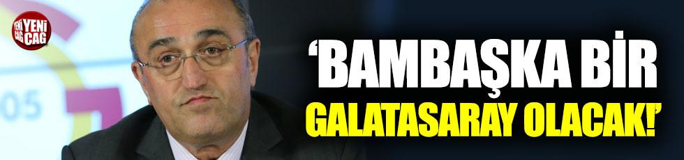 """Abdurrahim Albayrak: """"İkinci devrede bambaşka bir Galatasaray olacak"""""""