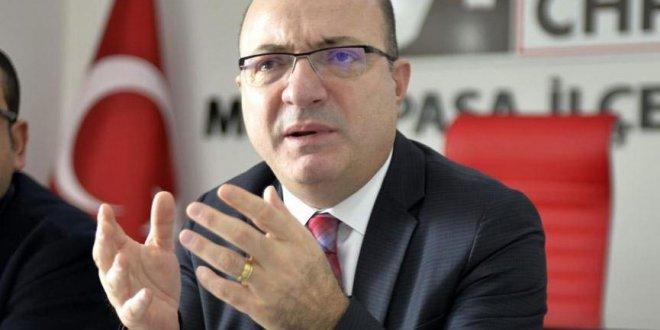 İlhan Cihaner yeniden CHP yönetiminde