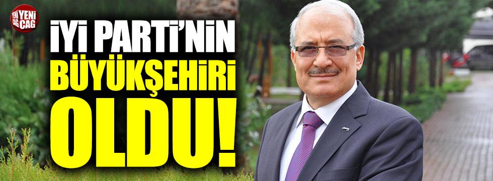 İYİ Parti'nin Büyükşehiri oldu!
