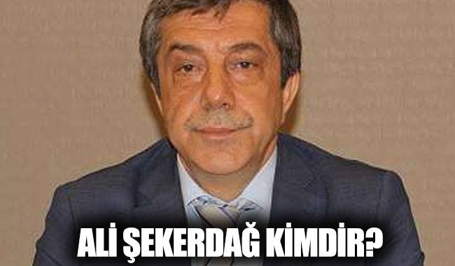 İYİ Parti Elazığ Belediye Başkan adayı Ali Şekerdağ kimdir?