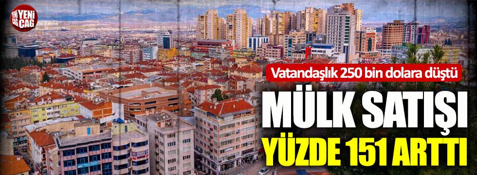 Çevre ve Şehircilik Bakanlığı'ndan yabancıya mülk satışı açıklaması