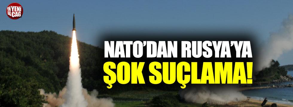 NATO'dan Rusya'ya flaş 'nükleer füze' suçlaması