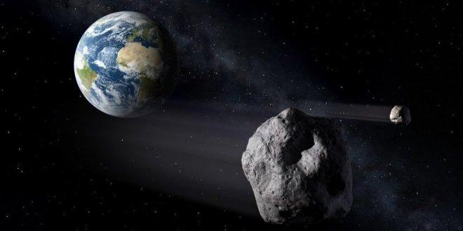 Dünya için en tehlikeli asteroid görüntülendi