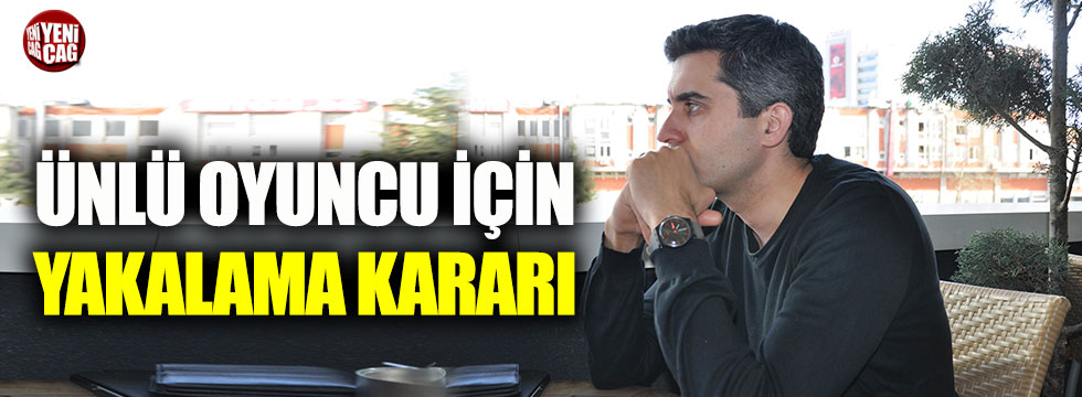 Mehmet Ali Alabora için yakalama kararı