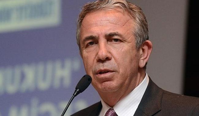 "Saray'dan ""Mansur Yavaş"" Talimatı"