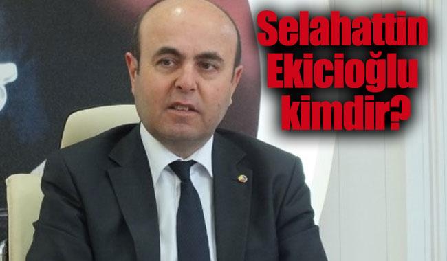 Selahattin Ekicioğlu kimdir? CHP Kırşehir belediye başkan adayı