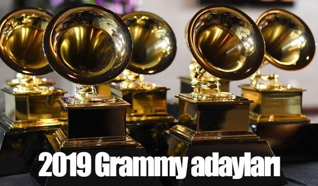 2019 Grammy adayları belli oldu! Tam liste...
