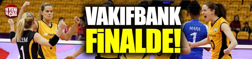 VakıfBank, Dünya Şampiyonası'nda finalde!