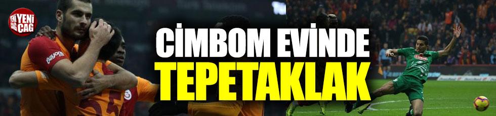 Galatasaray-Çaykur Rizespor 2-2 (Maç özeti)