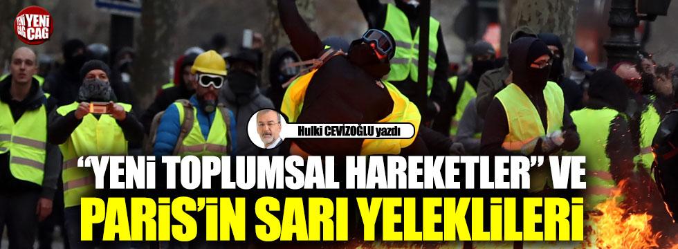 """""""Yeni Toplumsal Hareketler"""" ve Paris'in sarı yeleklileri"""