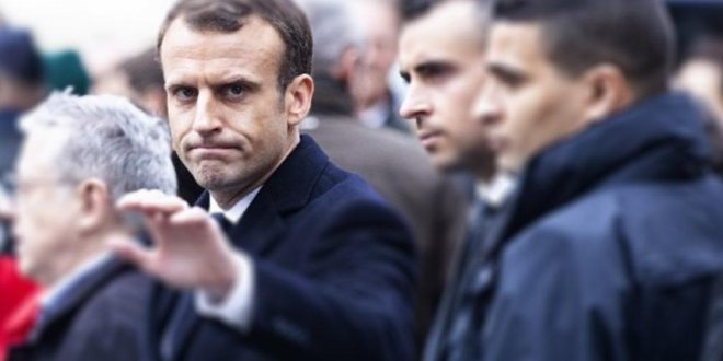 Macron'dan 'Sarı Yelekliler' hamlesi